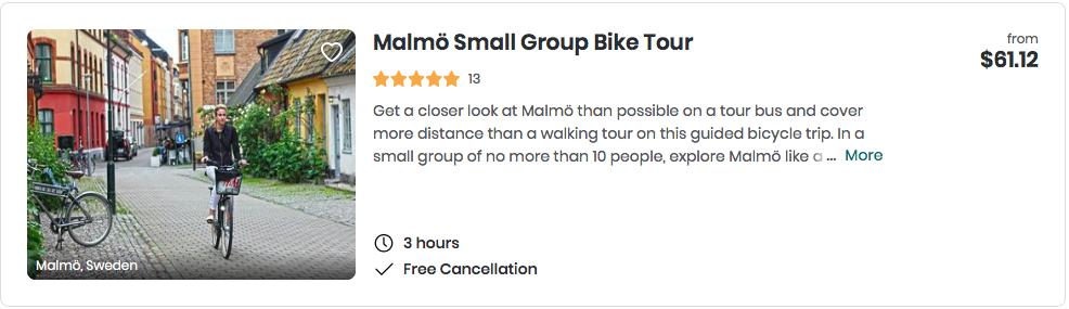 Malmö Biking