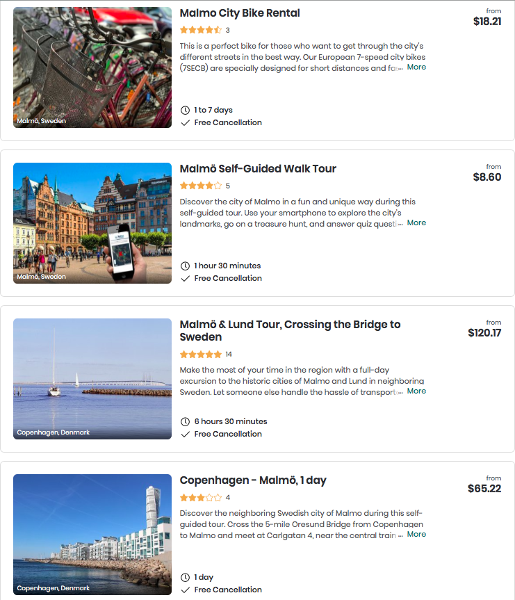 Malmö best tours and activities TripAdvisor