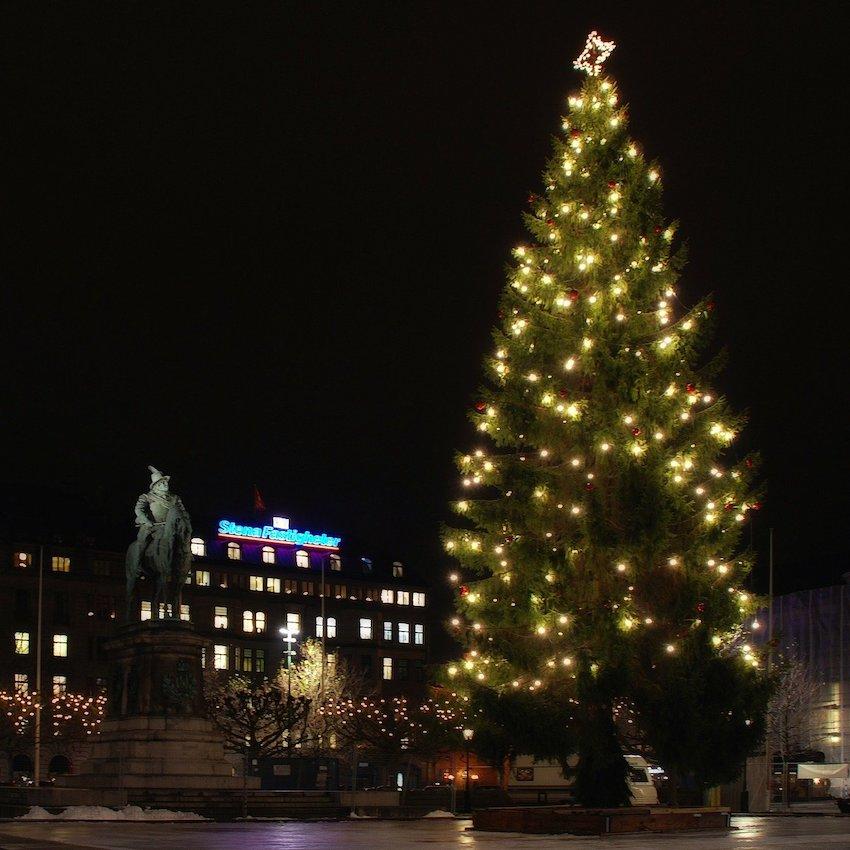 Christmas Tree Malmö